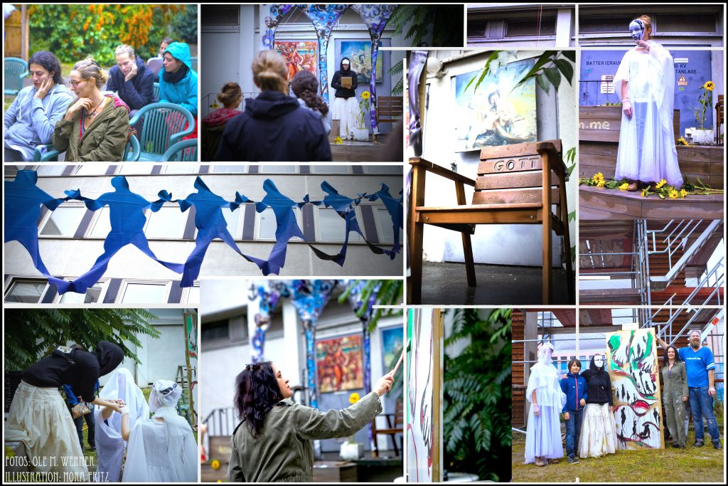 Artchurch.me Collage